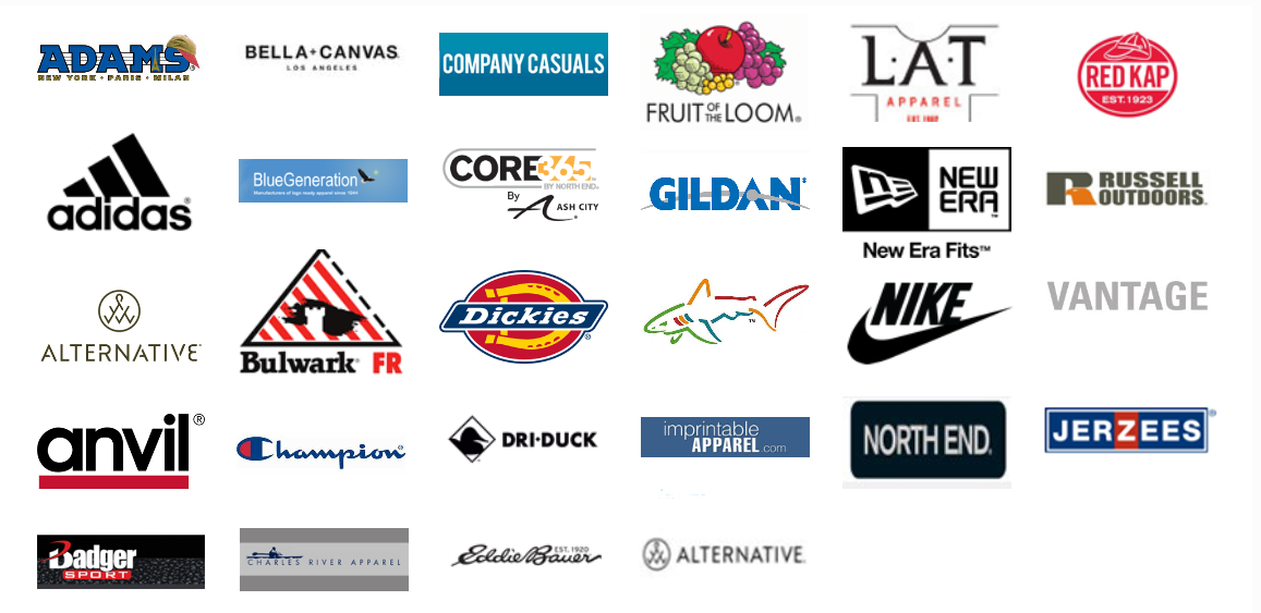 Embroidery House Brand Suppliers